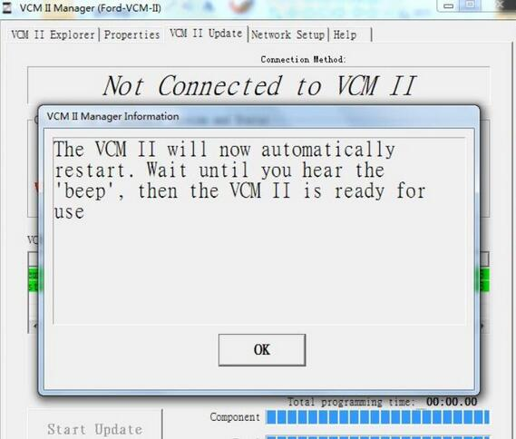 Vcm Ii Firmware Upgrade Downgrade9