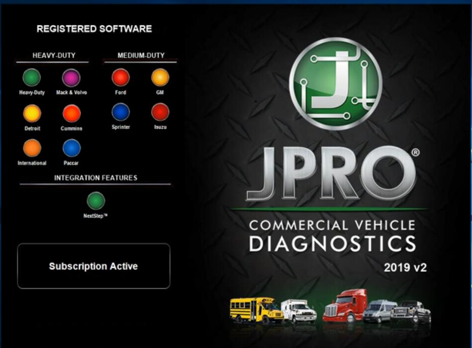 The JPRO Professional Diagnostic Toolbox For Trucks-1