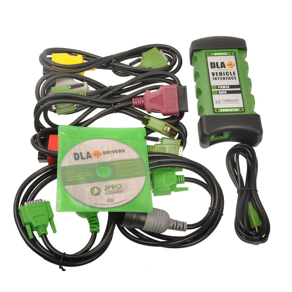 The JPRO Professional Diagnostic Toolbox For Trucks-6