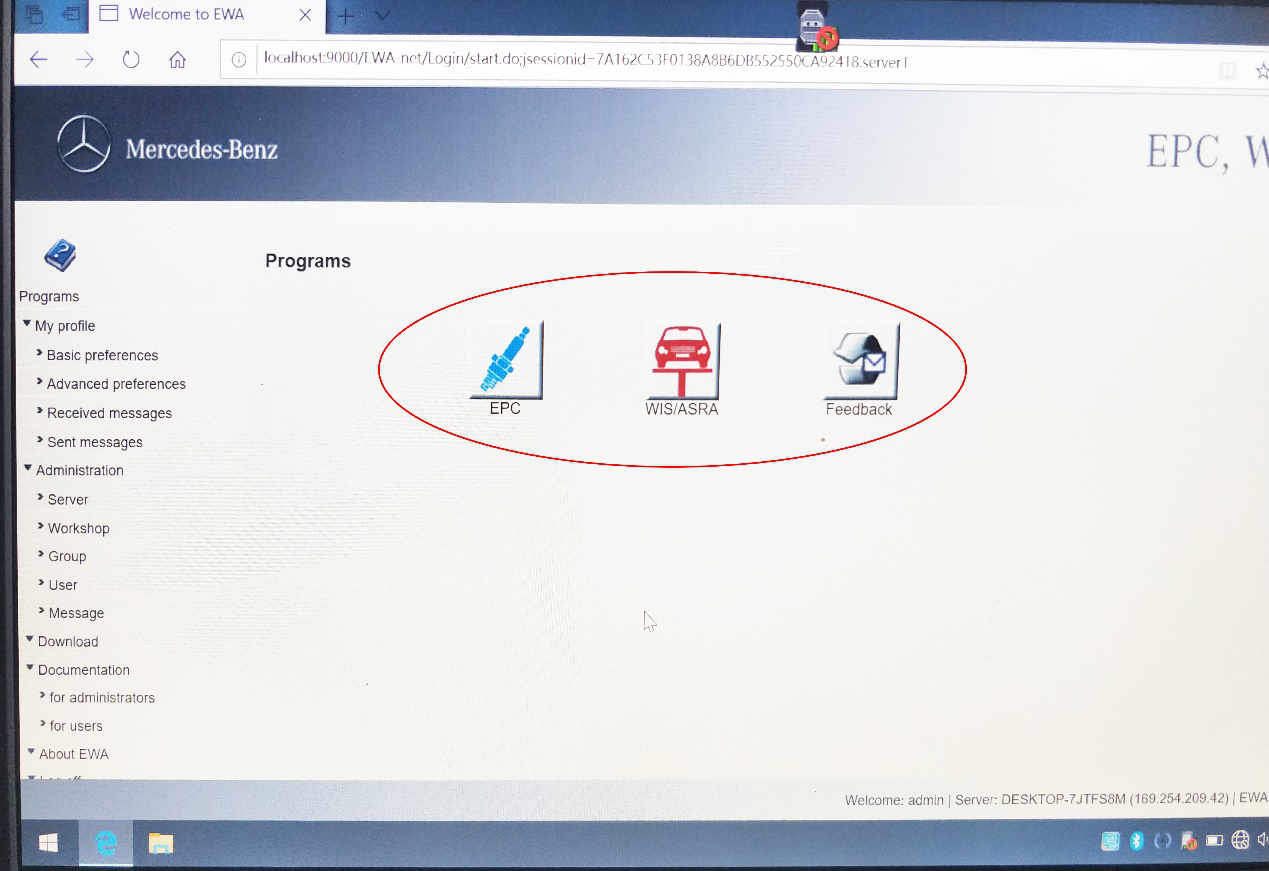 MB-STAR-C6-DoIP-Xentry-Diagnosis-VCI-software-Benz-registration-steps-11