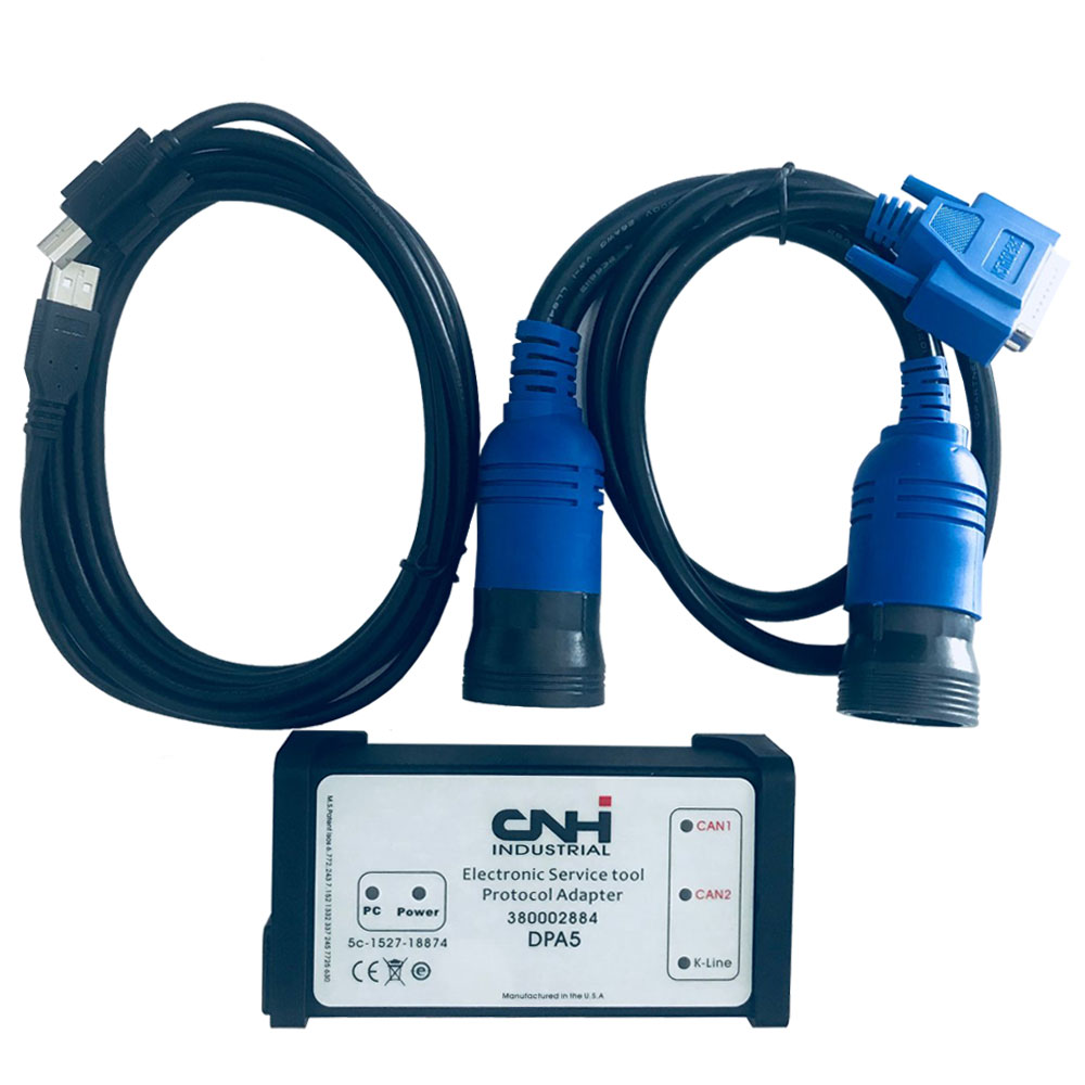 New Holland Electronic Service Tools - 2-3